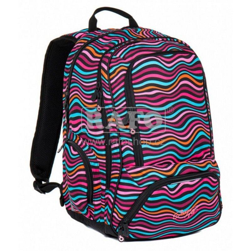 82aab210c6 Studentský batoh Topgal HIT 858 H - Pink