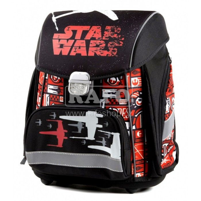 Školní batoh Star Wars Premium  d9bf3aca68