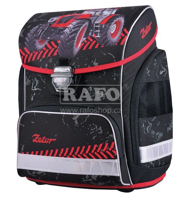 Školní anatomický batoh Zetor  47479c9b8b