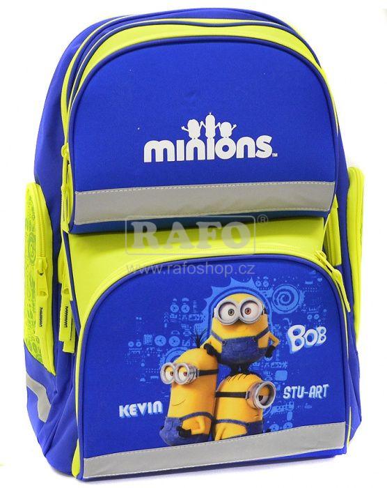 Školní batoh Minions - Mimoni  8b3fd80442